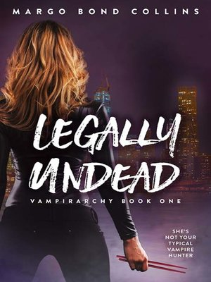 cover image of Legally Undead