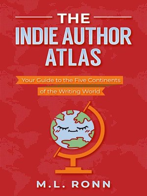 cover image of The Indie Author Atlas