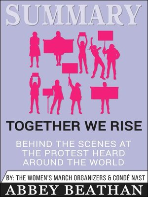 cover image of Summary of Together We Rise