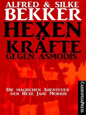 cover image of Die magischen Abenteuer der Hexe Jane Morris