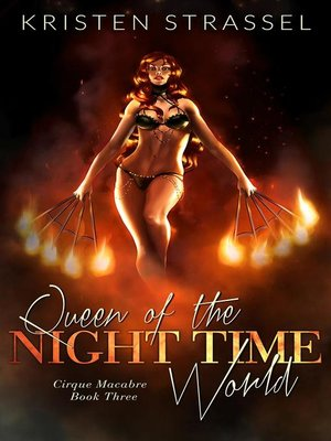cover image of Queen of the Night Time World