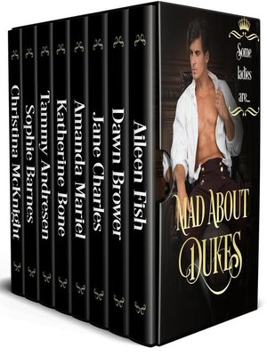 cover image of Mad About Dukes