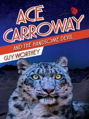 cover image of Ace Carroway and the Handsome Devil