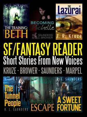 cover image of An SF/Fantasy Reader