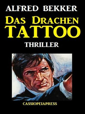 cover image of Das Drachen-Tattoo