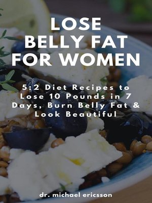 cover image of Lose Belly Fat For Women