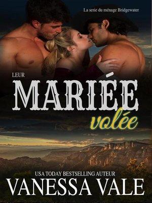 cover image of Leur mariée volée