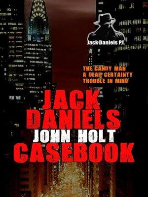 cover image of Jack Daniels Casebook