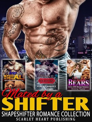 cover image of Mated by a Shifter