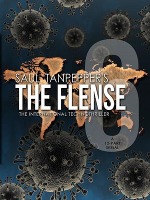 cover image of The Flense-- 6
