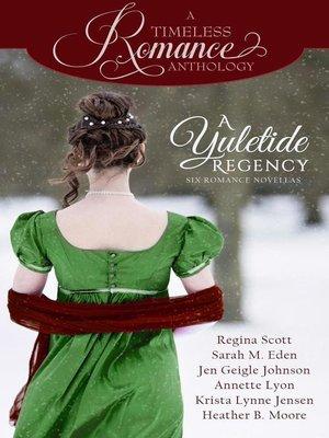 cover image of A Yuletide Regency