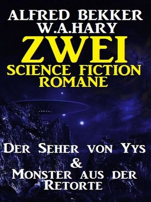 cover image of Zwei Science Fiction Romane
