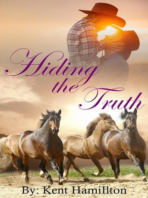 cover image of Hiding the Truth