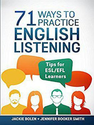 cover image of 71 Ways to Practice English Listening