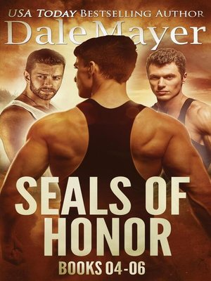 cover image of SEALs of Honor Set 4-6