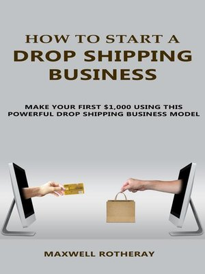 cover image of How to Start a Drop Shipping Business