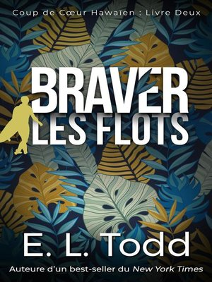cover image of Braver les flots