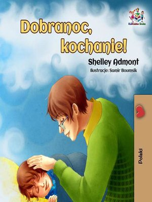 cover image of Dobranoc, kochanie!