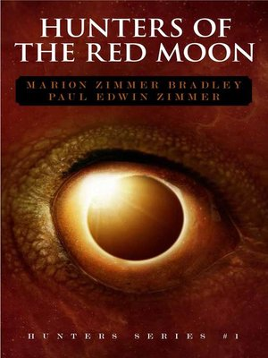 cover image of Hunters of the Red Moon