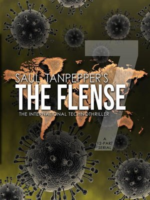 cover image of The Flense-- 7