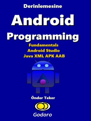 cover image of Derinlemesine Android Programming
