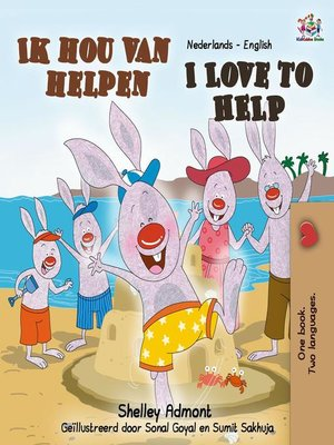 cover image of Ik hou van helpen I Love to Help