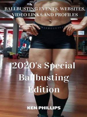 cover image of 2020's Special Ballbusting Edition