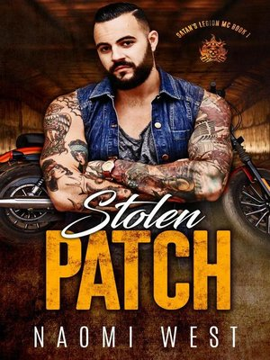 cover image of Stolen Patch