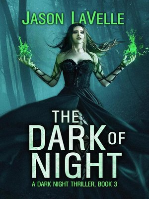 cover image of The Dark of Night
