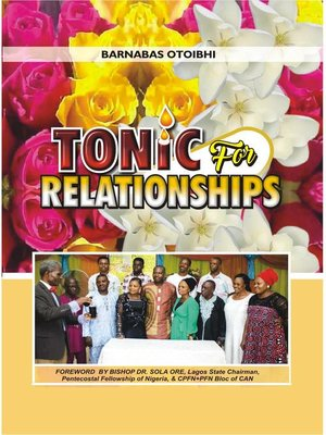 cover image of Tonic for Relationships