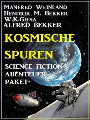 cover image of Kosmische Spuren
