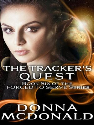 cover image of The Tracker's Quest