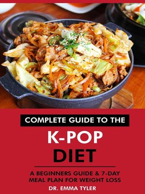 cover image of Complete Guide to the K-Pop Diet