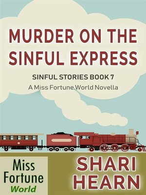 cover image of Murder on the Sinful Express