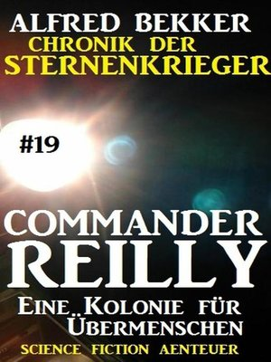 cover image of Commander Reilly #19
