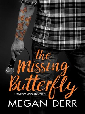 cover image of The Missing Butterfly