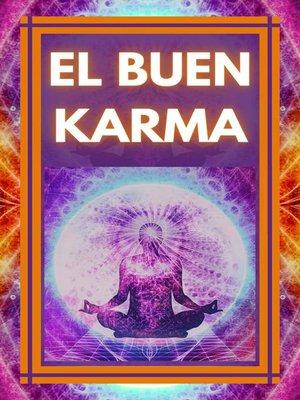 cover image of El Buen Karma