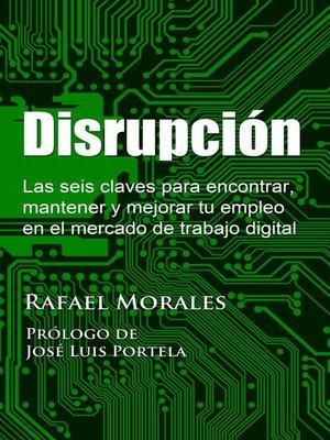 cover image of Disrupción