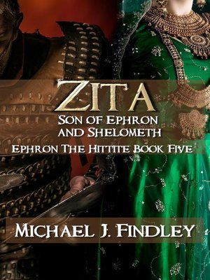cover image of Zita Son of Ephron and Shelometh