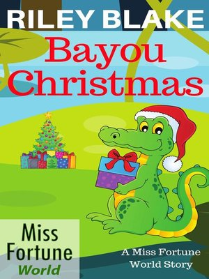 cover image of Bayou Christmas