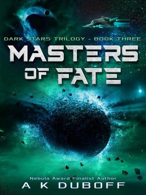 cover image of Masters of Fate