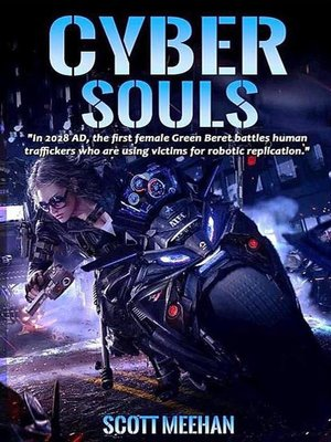 cover image of Cyber Souls