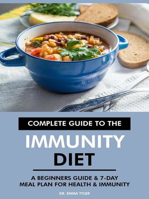 cover image of Complete Guide to the Immunity Diet