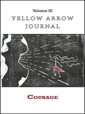 cover image of Yellow Arrow Journal, Courage