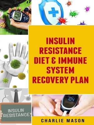 cover image of Insulin Resistance Diet & Immune System Recovery Plan