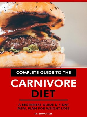 cover image of Complete Guide to the Carnivore Diet