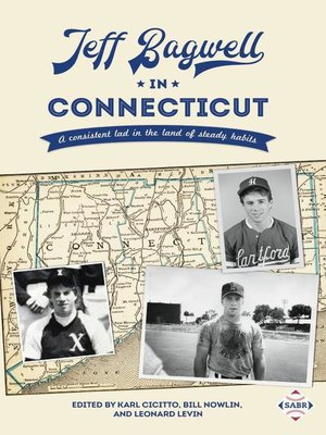 cover image of Jeff Bagwell in Connecticut