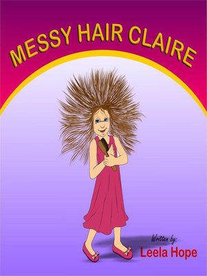 cover image of Messy Hair Claire