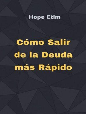 cover image of Cómo Salir de la Deuda más Rápido