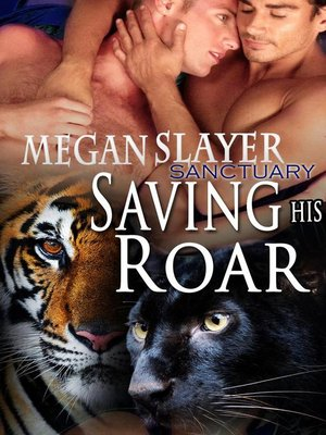 cover image of Saving His Roar
